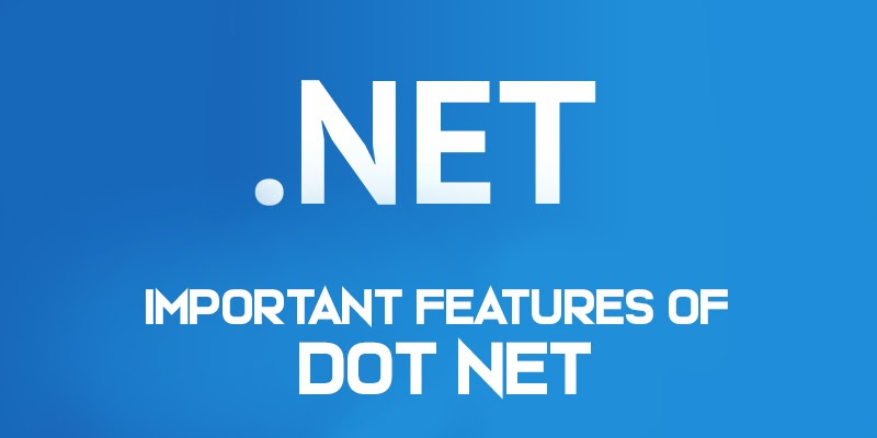 Important Features of Dot Net Copy
