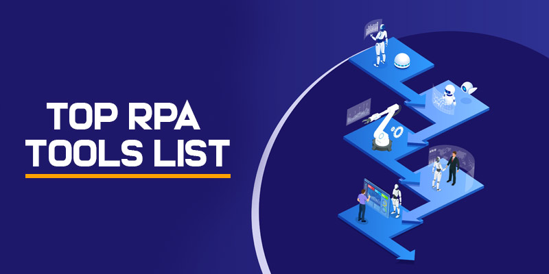 Top RPA Tools List